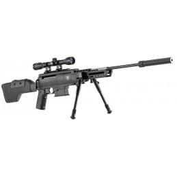 Black ops ilmakivääri 4,5mm...